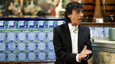 Tomasito se proclama 'Ciudadano gitano'