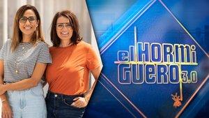 Toni Acosta y Silvia Abril, próximas invitadas de 'El hormiguero'.