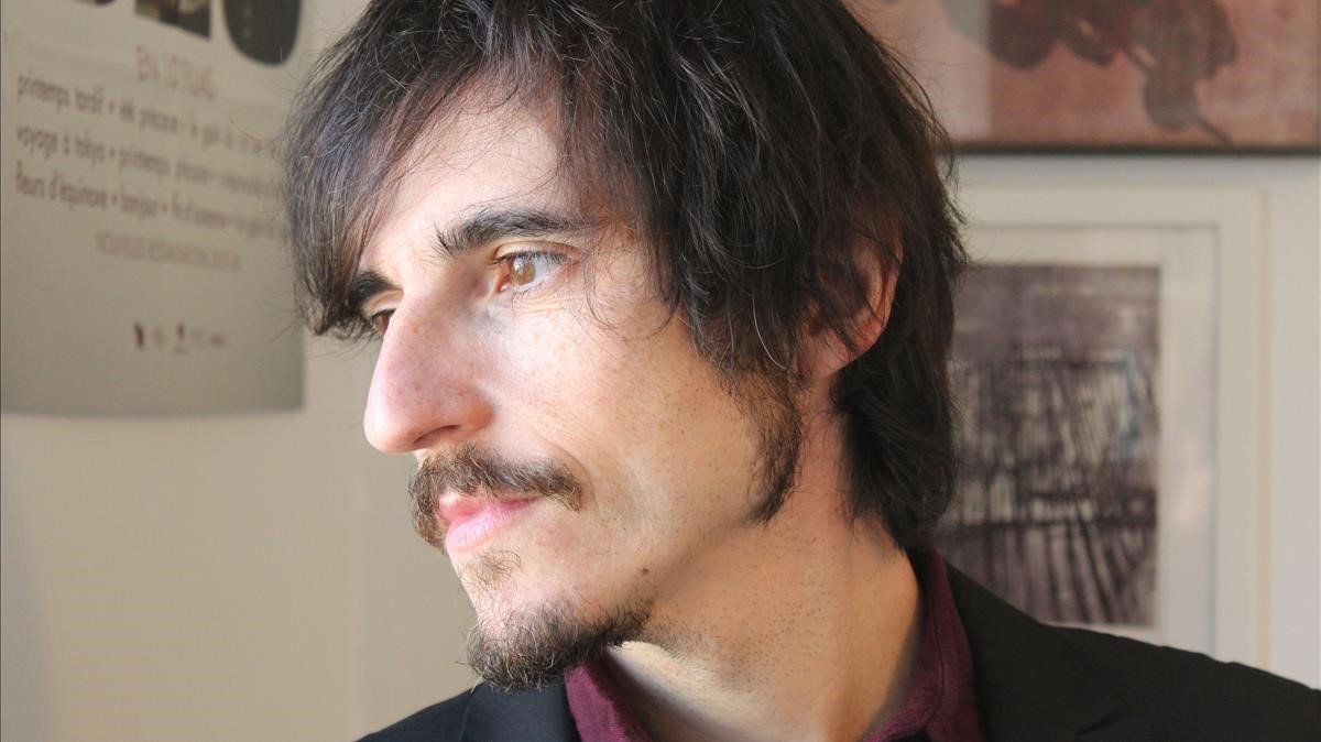 Una imagen reciente del escritor Juan Vico.