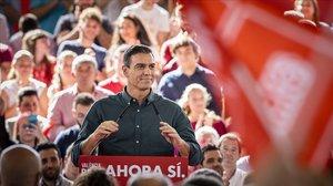 Sánchez avisa contra el boicot al 10-N a Catalunya: «Serien delictes importants»