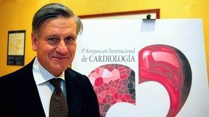 Valentín Fuster, director del Centro Nacional de Investigaciones Cardiovasculares (CNIC)