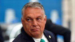Viktor Orban en una imagen de archivo.