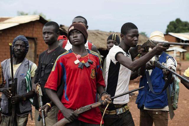 República Centroafricana. Terror y lágrimas.
