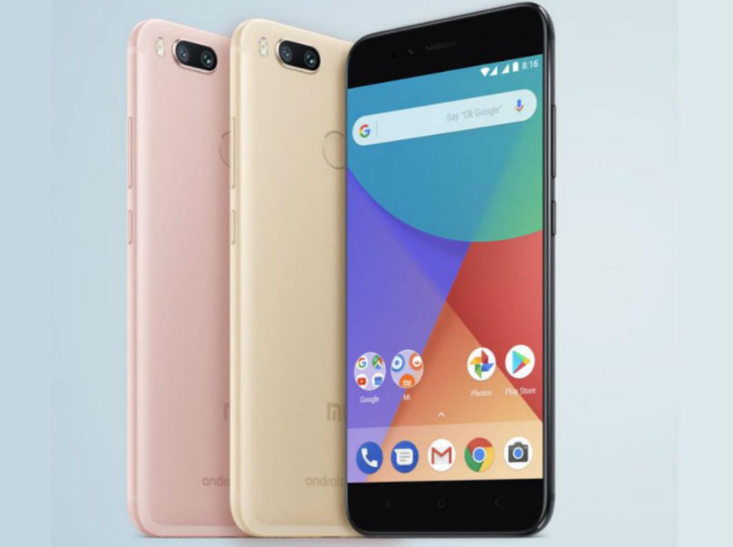 'Smartphone' Mi A1 de Xiaomi
