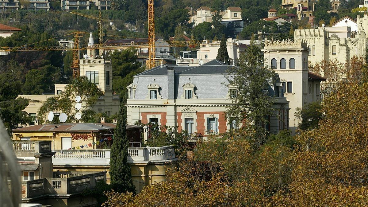 ¿Quins són els barris més rics? Vallvidrera-Tibidabo a Catalunya i La Moraleja a Madrid, de rècord
