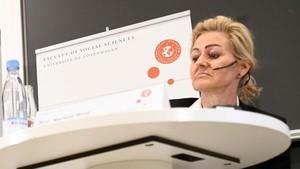 Marlene Wind, la profesora danesa que fue trending topic en España por acorralar a Puigdemont.