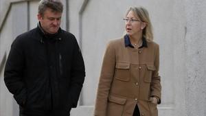 Tres exconsellers asseguren que sempre van confiar en la negociació amb el Govern central