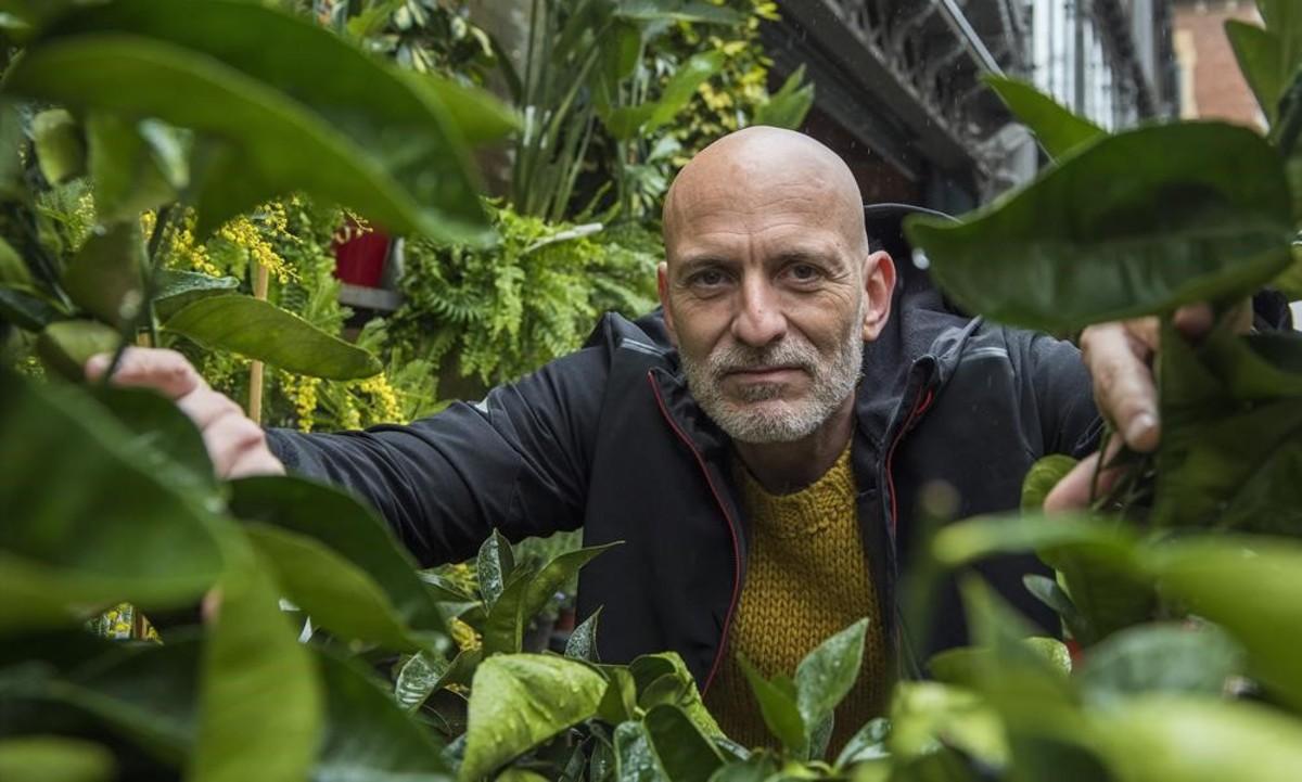 Alejandro Palomas: el escritor en la cárcel de cristal