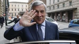"""Tajani crea polèmica al dir que Mussolini """"va fer coses positives"""""""