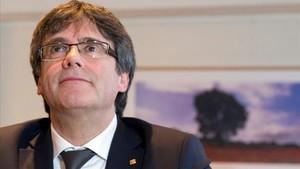 La detenció de Puigdemont facilita la investidura d'un nou candidat
