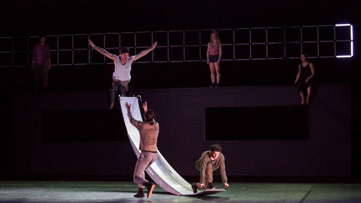 Escena de 'Cuculand Souvenir', de Roberto Olivan.