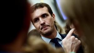 La jutge pregunta al fiscal si la investigació contra Álvarez Conde és tan prospectiva com la de Casado