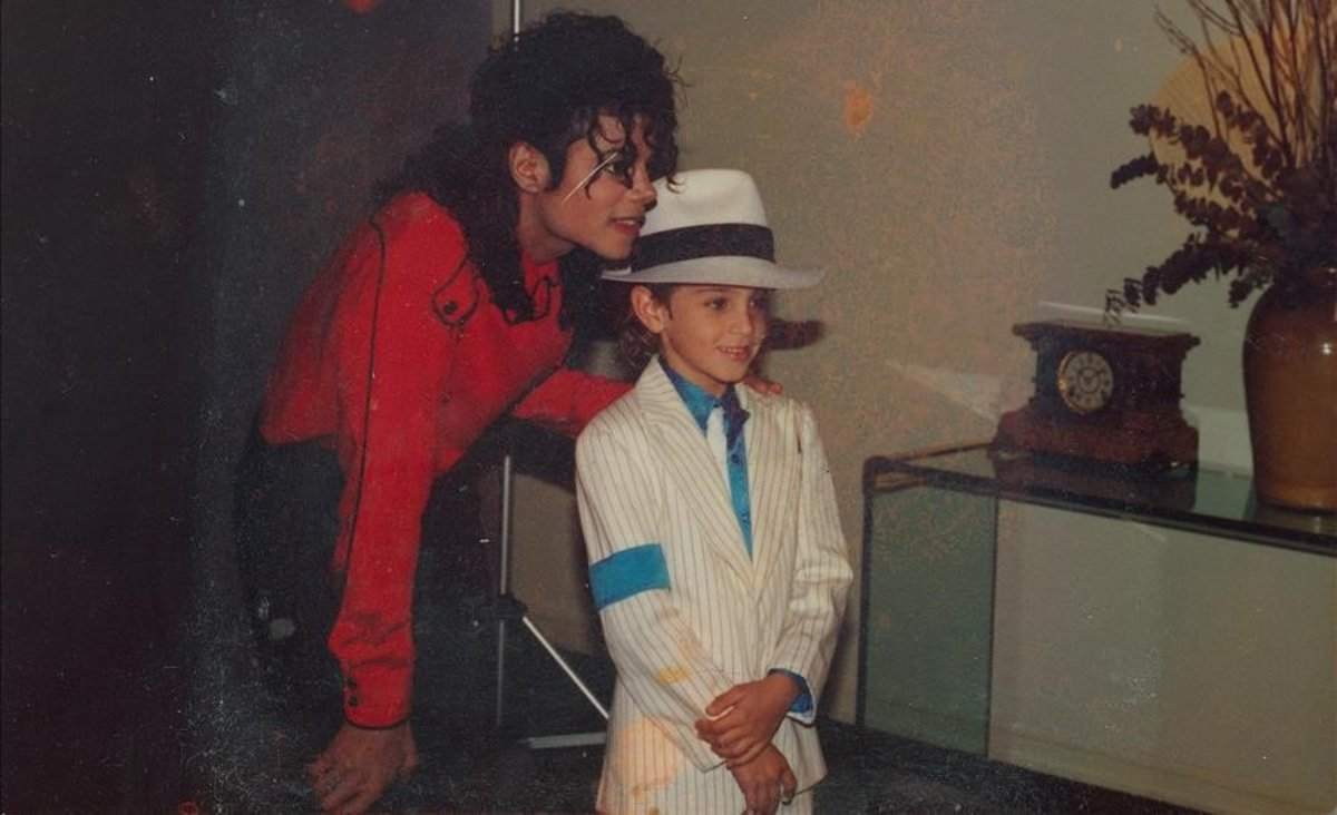 Documental 'Leaving Neverland'.