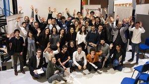 Esade, UPC e IED, universitarios para el desarrollo sostenible