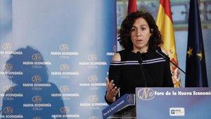 Irene Lozano, secretaria de Estado de España Global.