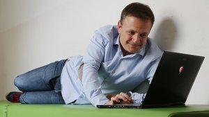 Carles Bonet: «Gràcies al nostre videojoc els pacients retardaran el seu ingrés en diàlisi»