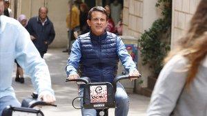 """Valls: """"Passi el que passi, la meva vida és a Barcelona"""""""
