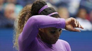 Serena, tan a prop i tan lluny