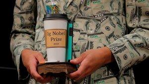 Pizzes per no morir-se [de riure] i altres absurds experiments dels Ig Nobel 2019