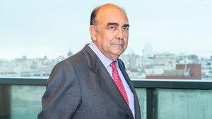 Luis Isasi, nuevos consejero del Santander.