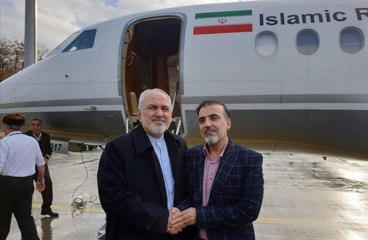 Liberados un estadounidense y un iraní en un aparente intercambio de presos