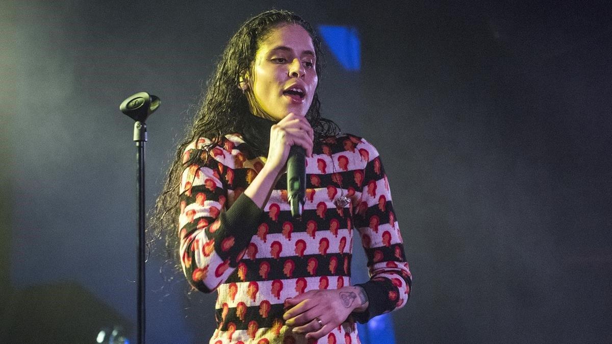 Danielle Balbuena, alias 070 Shake, en La [2] de Apolo.