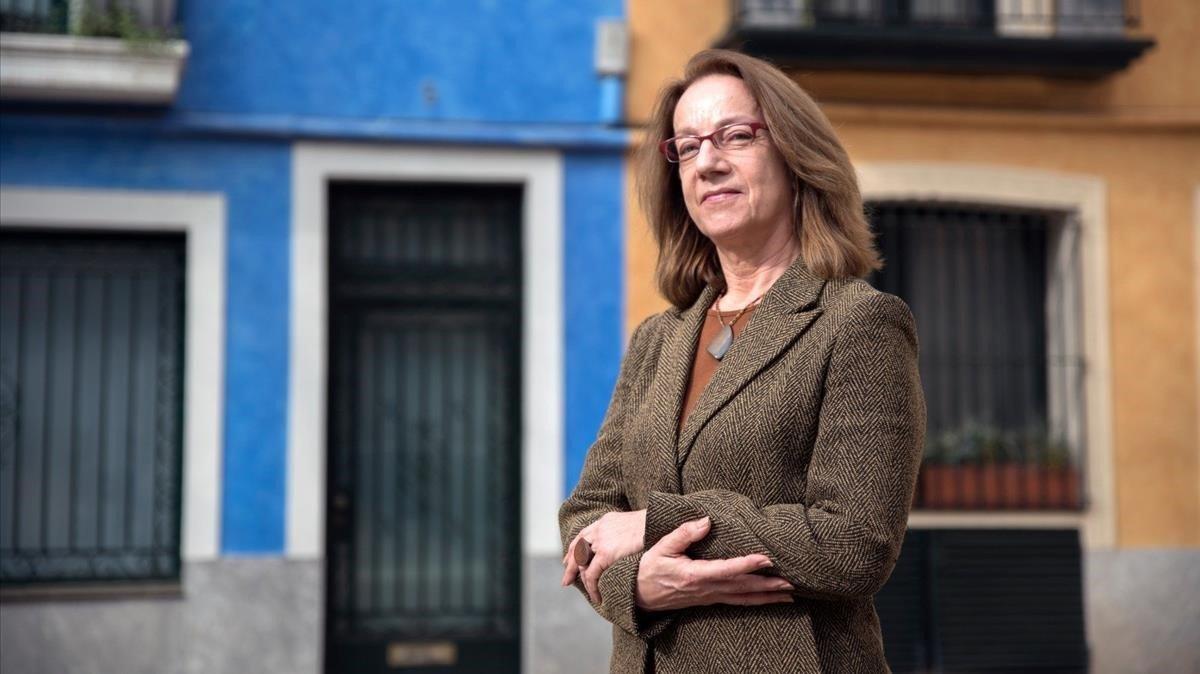 Sylvie Lemaire, cofundadora y vicepresidenta de Women Angels for STEAM.