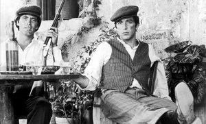 Al Pacino, en una escena de la segunda parte de 'El padrino'.