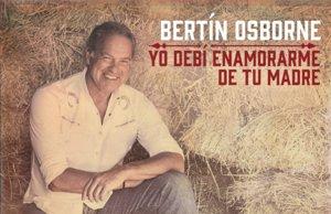 Nuevo disco de Bertón Osborne.
