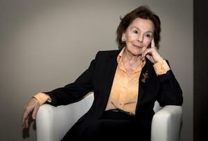 La escritora Kenizé Mourad.