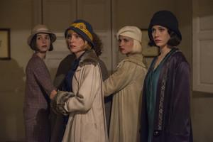 Fotograma de la segunda temporada de Las chicas del cable