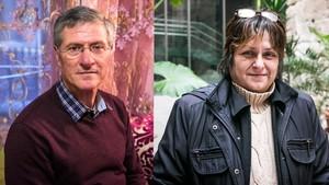 Abdelali y María Luisa comentan sus experiencias laborales en este artículo.