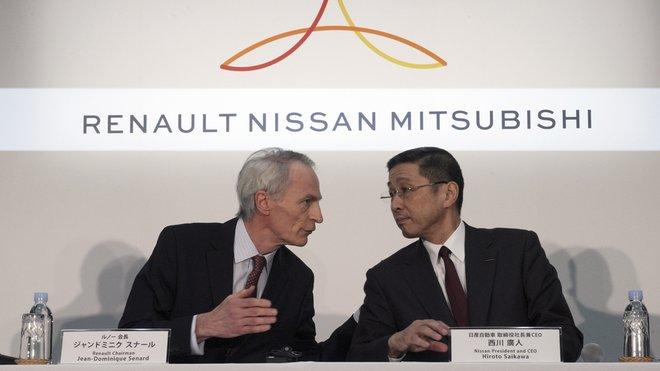 Ahora es Francia quien quiere concretar la alianza — FCA-Renault