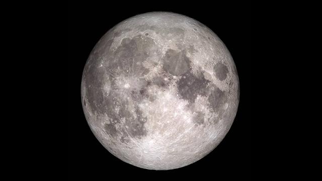 Dos estudis descobreixen que la Lluna conté més aigua del que es creia