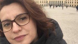 Alicia, la mujer estrangulada hace un mes en La Hoya (Elche).