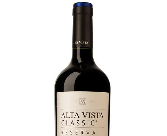 Alta Vista Classic Reserva Malbec 2014.