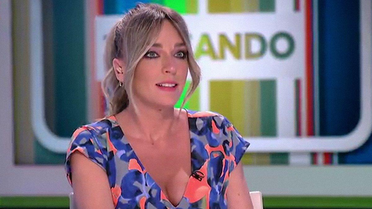 La divertida pillada a Ana Simón en 'Zapeando' por culpa de un micro abierto
