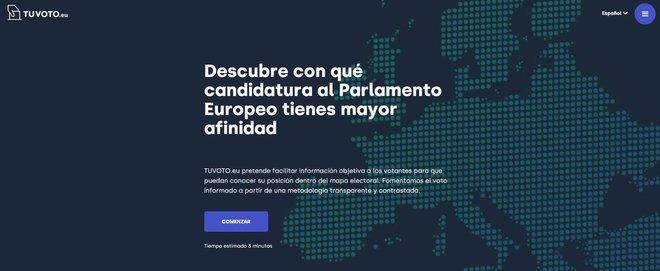 Elecciones europeas 2019: ¿con qué partido político tengo mayor afinidad?
