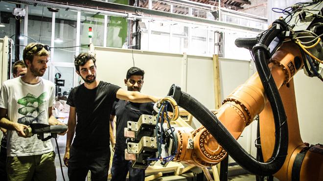 On Barcelona: Fab Labs, espacios de fabricación e innovación digital