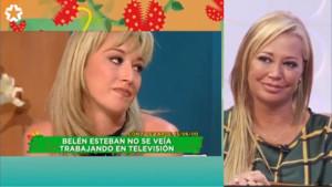 """Belén Esteban visita Telemadrid y recuerda lo que decía en sus inicios: """"No valgo para la tele"""""""