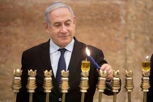 Benjamín Netanyahu, el pasado 22 de diciembre en Jerusalén.