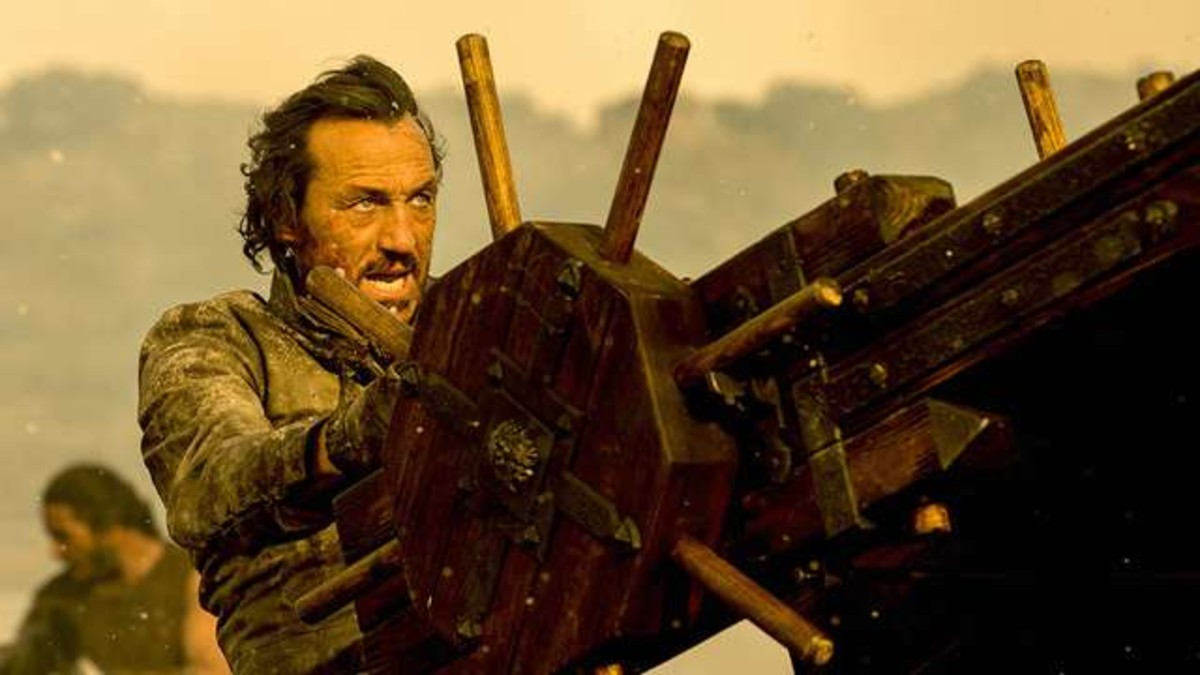 Bronn en 'Juego de Tronos' (04x7).