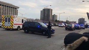 Alarma per un tiroteig als voltants d'un hospital de Chicago