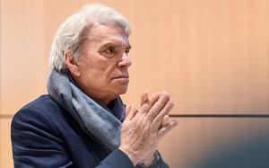 El empresario francés Bernard Tapie.