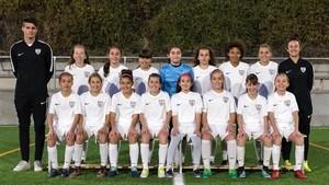 Así es el equipo femenino que ha ganado la liga masculina
