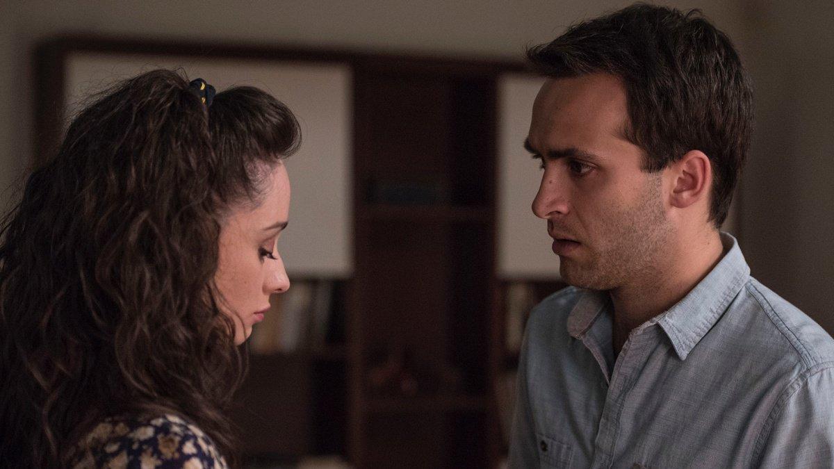 Escena del último capítulo de la temporada de 'Cuéntame'.