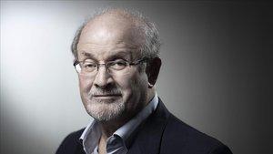 El escritor anglo-británico Salman Rushdie, en el 2018.