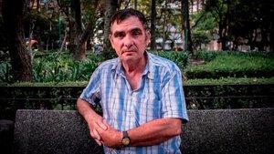 El etarra Luis Miguel Ipiña Doña, conocido como Torero o Tontxu, detenido este miércoles en Barajas.