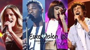 Las diez canciones de la preselección de 'OT' con más posibilidades en Eurovisión
