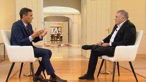 Ferreras entrevista a Pedro Sánchez este jueves en el prime time de laSexta